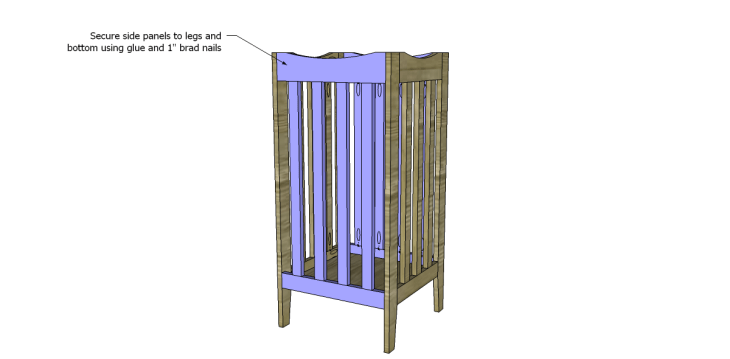 free plans to build a portland umbrella stand_Sides 2