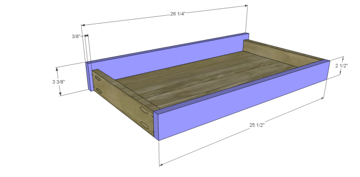 free plans to build a tura coffee table_Drawer FB
