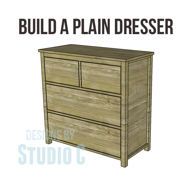 how to build simple wooden drawers