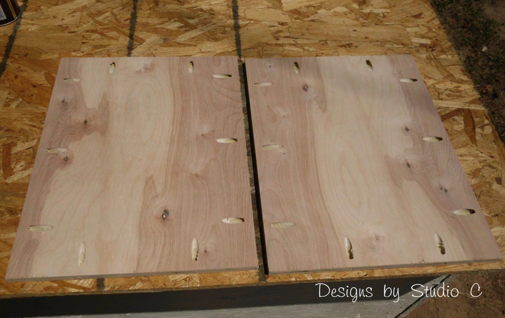 How To Build Doors For An Existing Furniture Cabinet