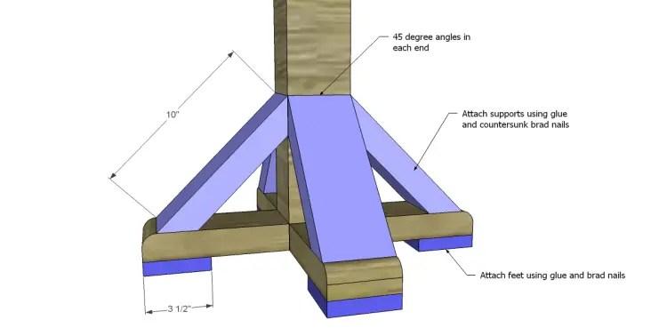 Build a Coat Rack Post – Designs by Studio C