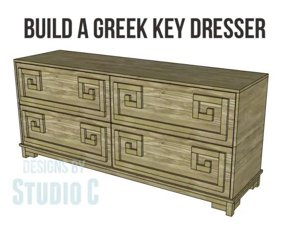 free DIY woodworking plans to build a greek key dresser_Copy