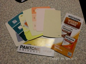 Color Cards and My 5 Favorite Paint Shades SANY2485