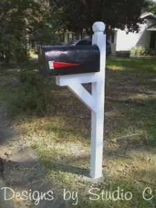build mailbox post Photo09251538
