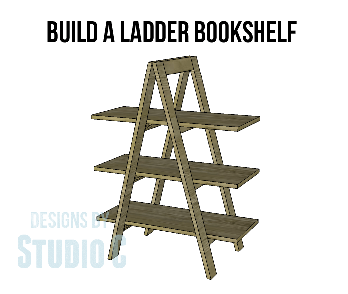 how to build a collapsible A frame shelf