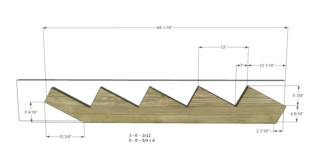 adding stairs on a deck