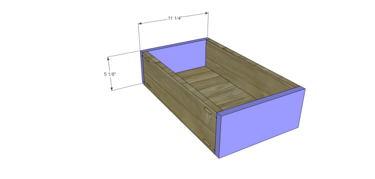 coffee table plans with drawers_Drawers FB
