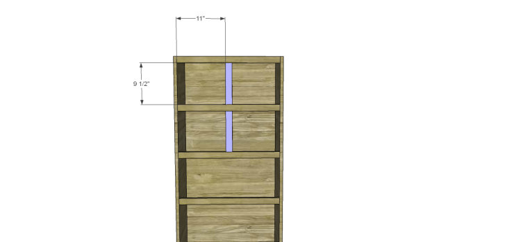 tall chest drawers plans_Dividers