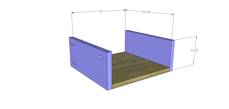 diy plans build desk_Drawer BS