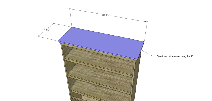 diy pantry armoire plans_Top
