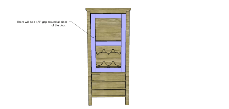 cabot wine rack plans_Door 2