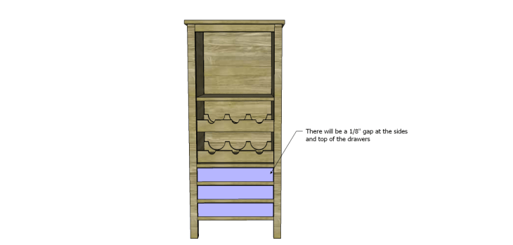 cabot wine rack plans_Drawers