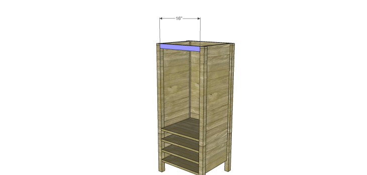 cabot wine rack plans_Stretcher