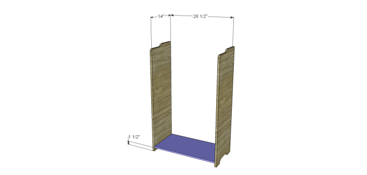 country storage cabinet plans_Bottom
