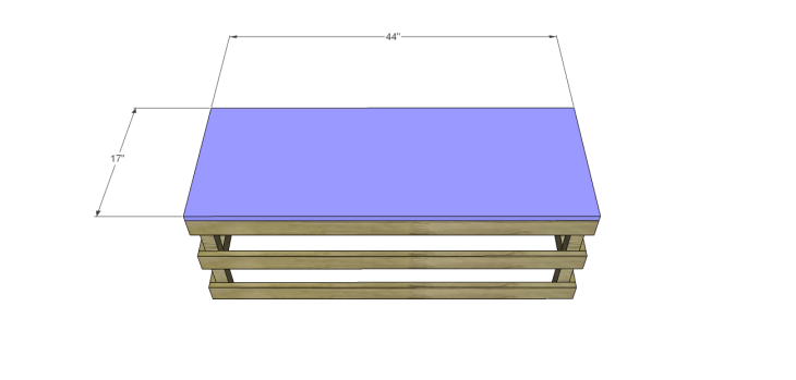 crate bench plans_Seat