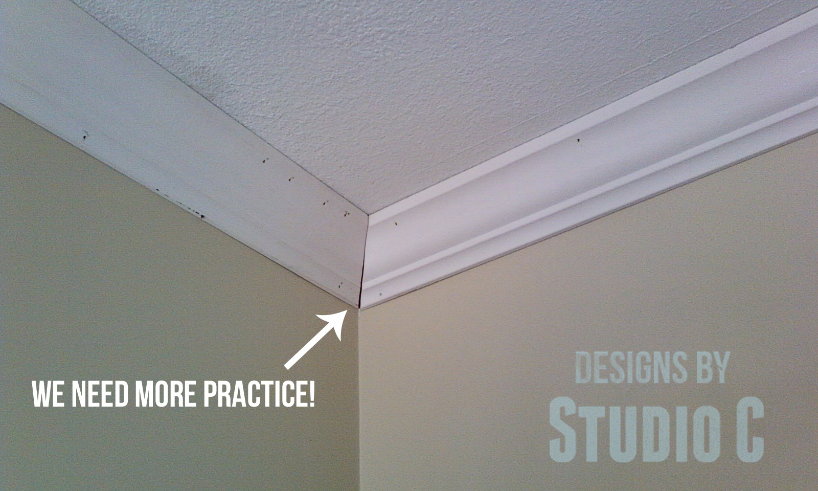 A Quick Guide to Cutting Crown Molding