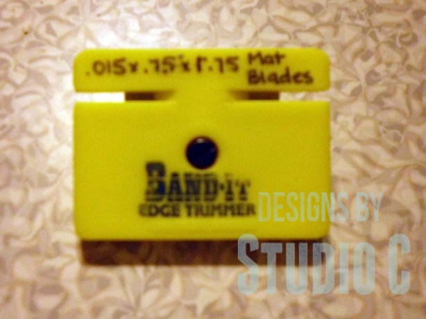 cutting edge banding SANY2865