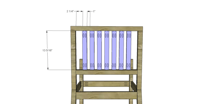 how to build a rocking chair from scratch