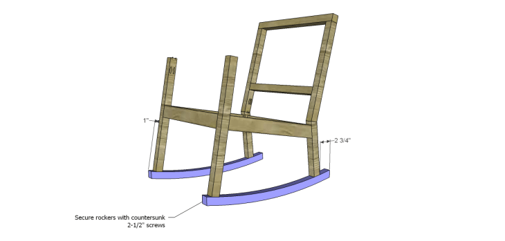build rocking chair_Rockers 2