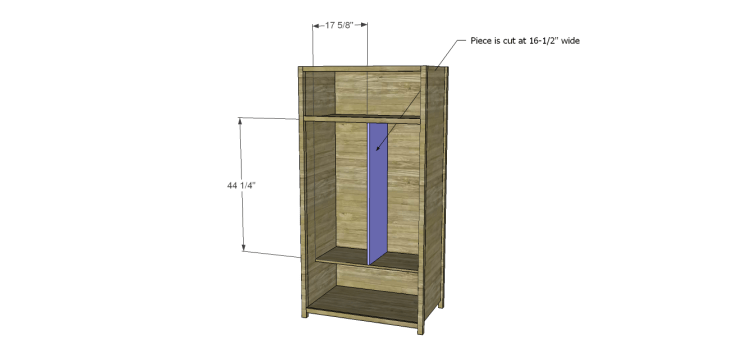 plans build alans larder cabinet_Divider