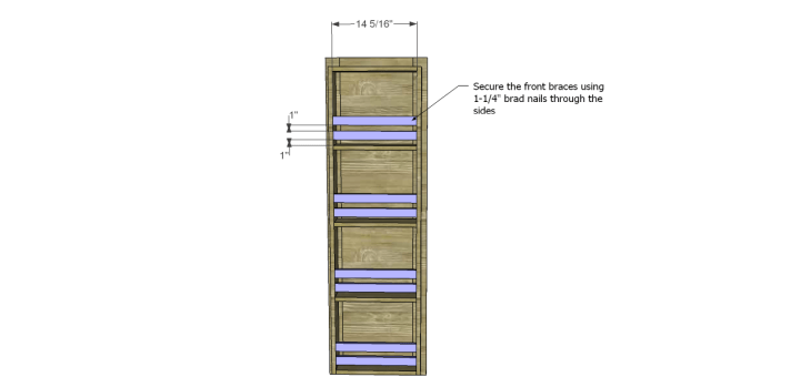 plans build alans larder cabinet_Doors3