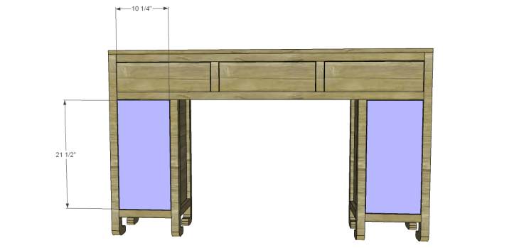 shanghai console table plans-Doors