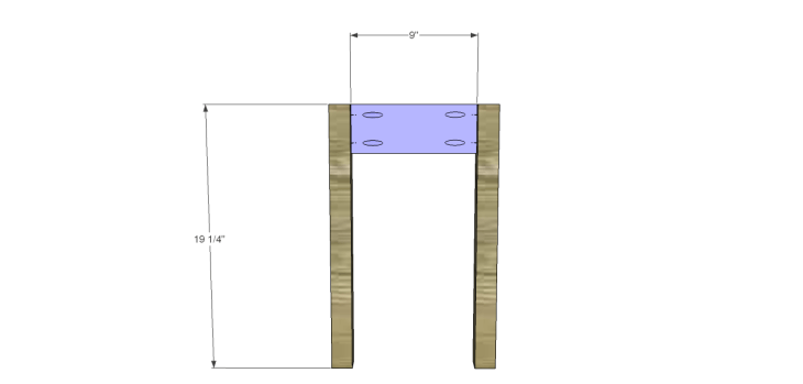 henrys side table plans_Sides