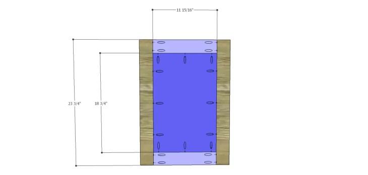 Harrison Cabinet Plans-Doors 1