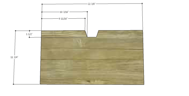 Plans to Build a Drake Chest_Lg Drawer Front