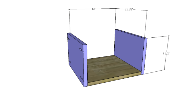 Plans to Build a Drake Chest_Middle End Drawer BS