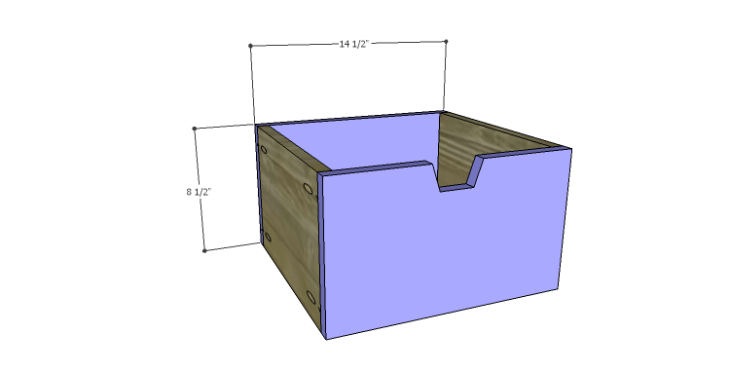 Plans to Build a Drake Chest_Middle End Drawer FB