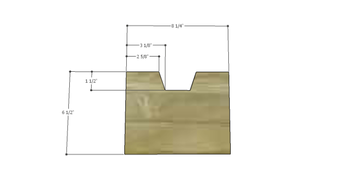 Plans to Build a Drake Chest_Top Drawer Front