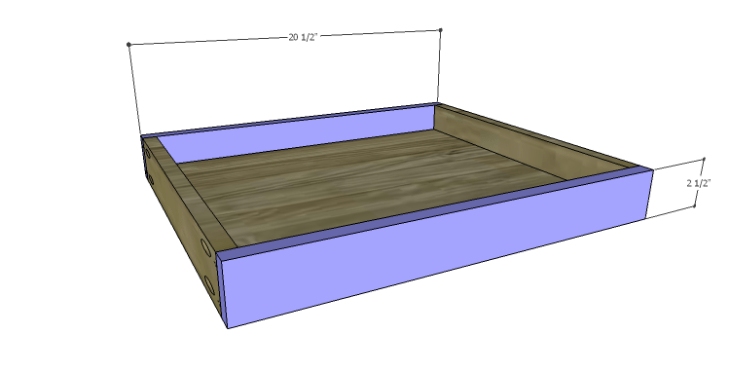 DIY Plans to Build a Mesa Desk-Drawer FB