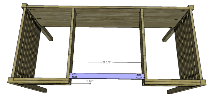 DIY Plans to Build a Mesa Desk-Stretcher