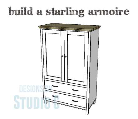 DIY Plans to Build a Starling Armoire_Copy