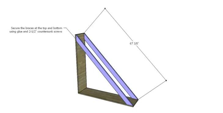 DIY Plans to Build a Henry Bookcase_Braces