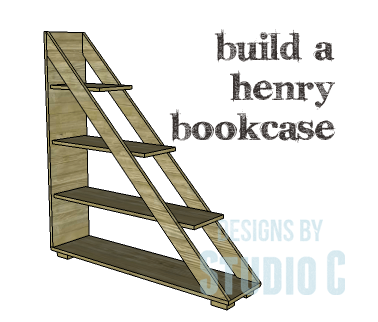 DIY Plans to Build a Henry Bookcase_Copy