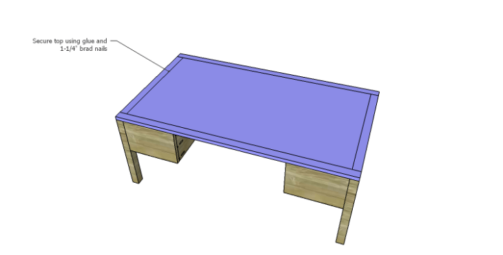 DIY Plans to Build a Morgan Coffee Table_Top 2