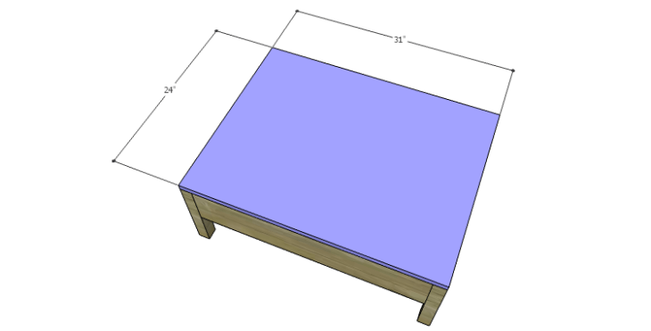 DIY Plans to Build the Carlsbad Ottoman_Top