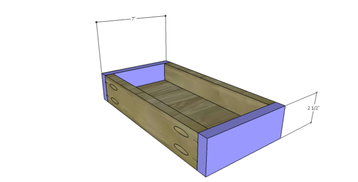DIY Plans to Build a Magnolia Vanity Table_Drawer FB