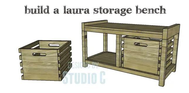 DIY Plans to Build a Laura Storage Bench_Copy