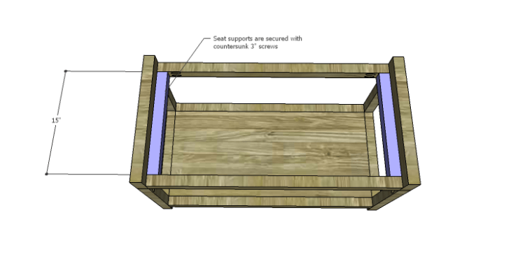 DIY Plans to Build a Laura Storage Bench_Seat Supports
