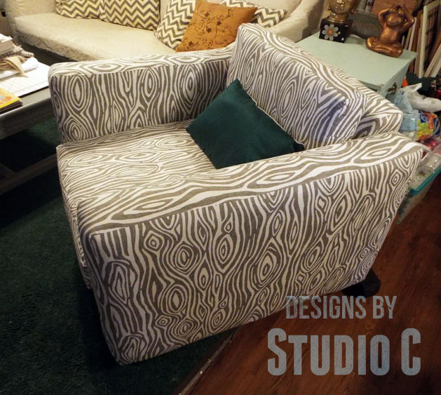 Build and Upholster the Carlsbad ChairDSCF2162