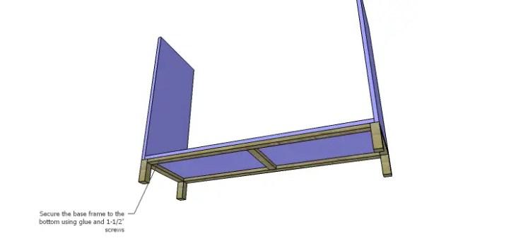 DIY Plans to Build a Mismatched Dresser_Base 2