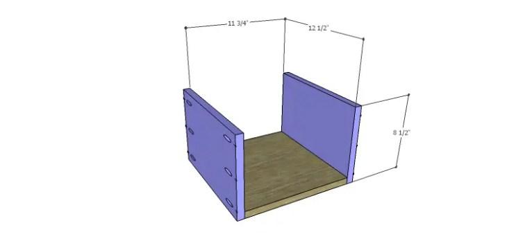 DIY Plans to Build a Mismatched Dresser_Drawer 2 BS