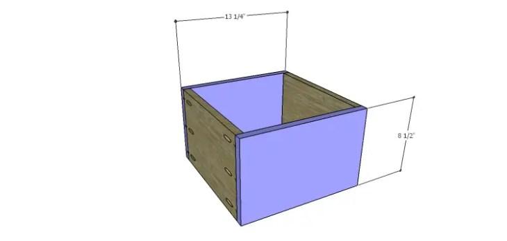 DIY Plans to Build a Mismatched Dresser_Drawer 2 FB