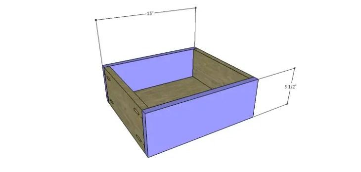 DIY Plans to Build a Mismatched Dresser_Drawer 3 FB