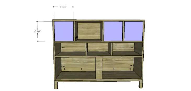 DIY Plans to Build a Mismatched Dresser_Drawer Front 1