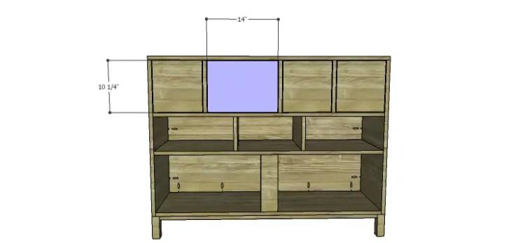 DIY Plans to Build a Mismatched Dresser_Drawer Front 2
