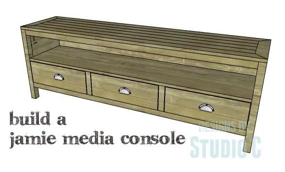 DIY Plans to Build a Jamie Media Console_Copy